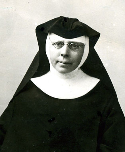 Mother Bernardine Wachter, OSB