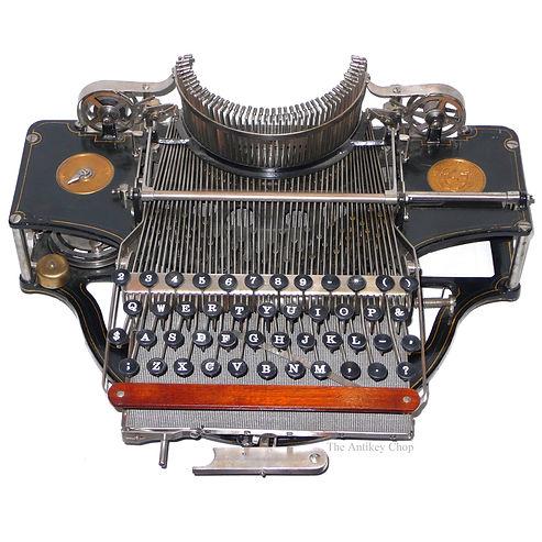 Typograph Typewriter