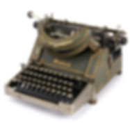 Salter Visble Standard Typewriter