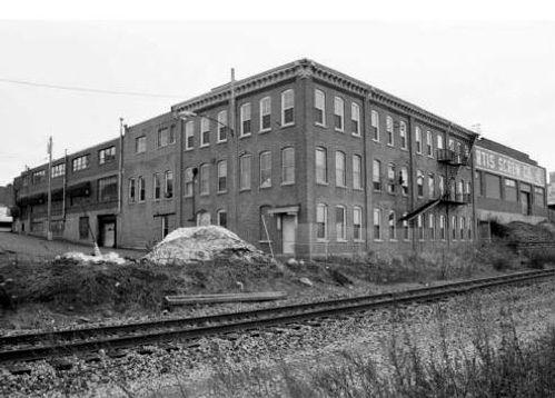 Burns Typewriter Factory