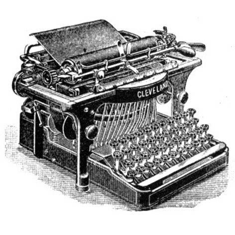 Cleveland Typewriter