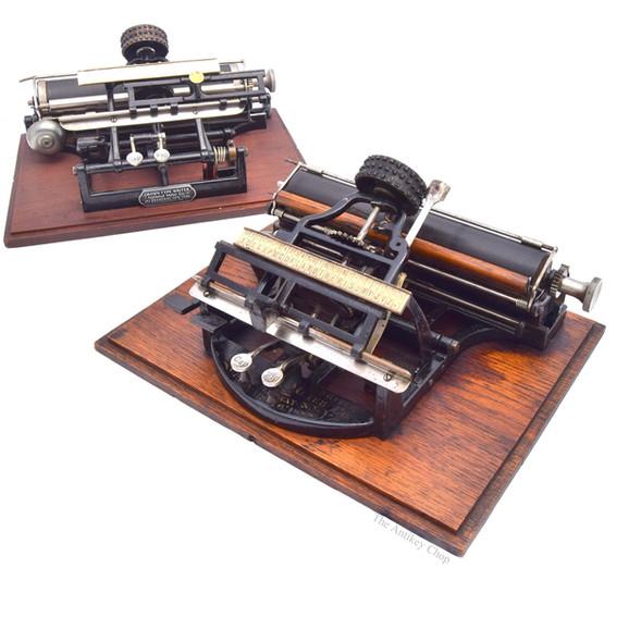 Crown Typewriter