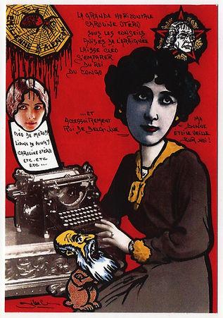 Underwood no.5 Typewriter