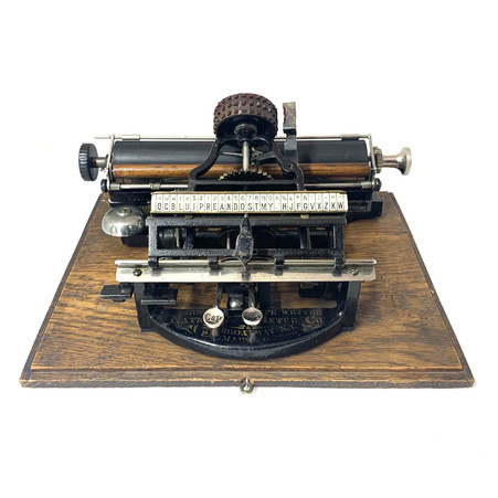 Crown No.2 Index Typewriter SN 920  (9).