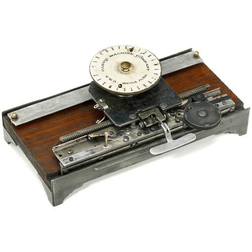 Garvin Typewriter