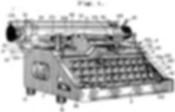 Alexander Typewriter Paten