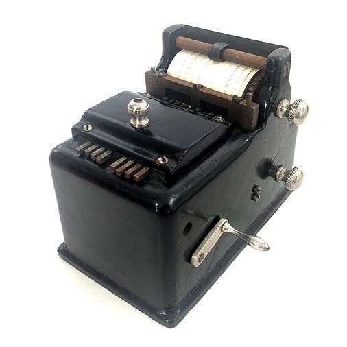 Neidich Typewriter Ribbon Tester