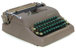 Smith Corona 5-Series Typewriter