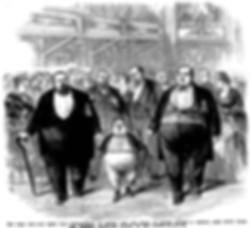 NY City Fat Mens Club Ball