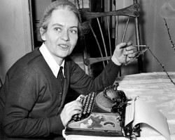Novelist Harriette Simpson