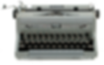 Royal Quiet de Luxe Gray Portable Typewriter