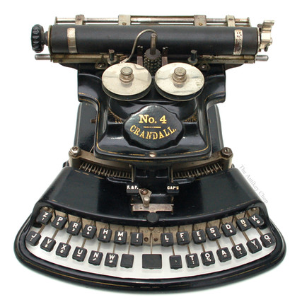 Crandall No.4 Typewriter