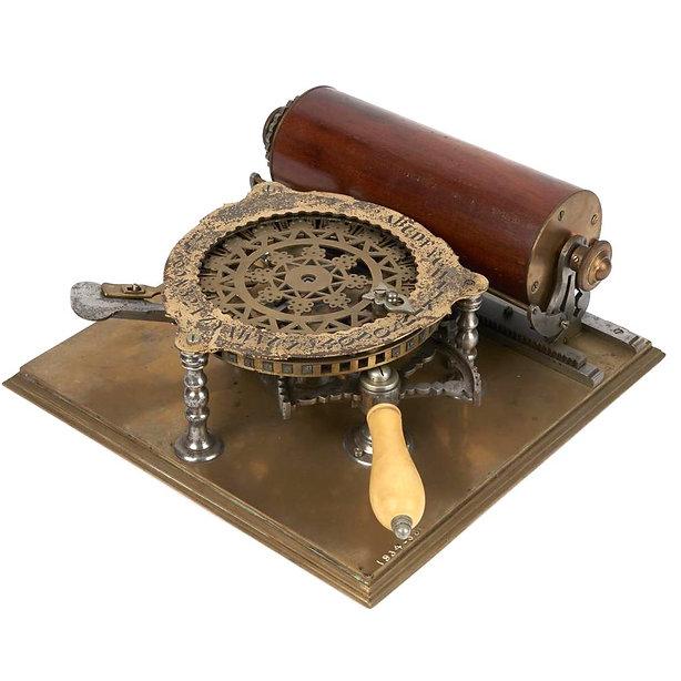 Cookson Typewriter