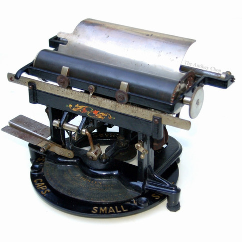Edison Typewriter