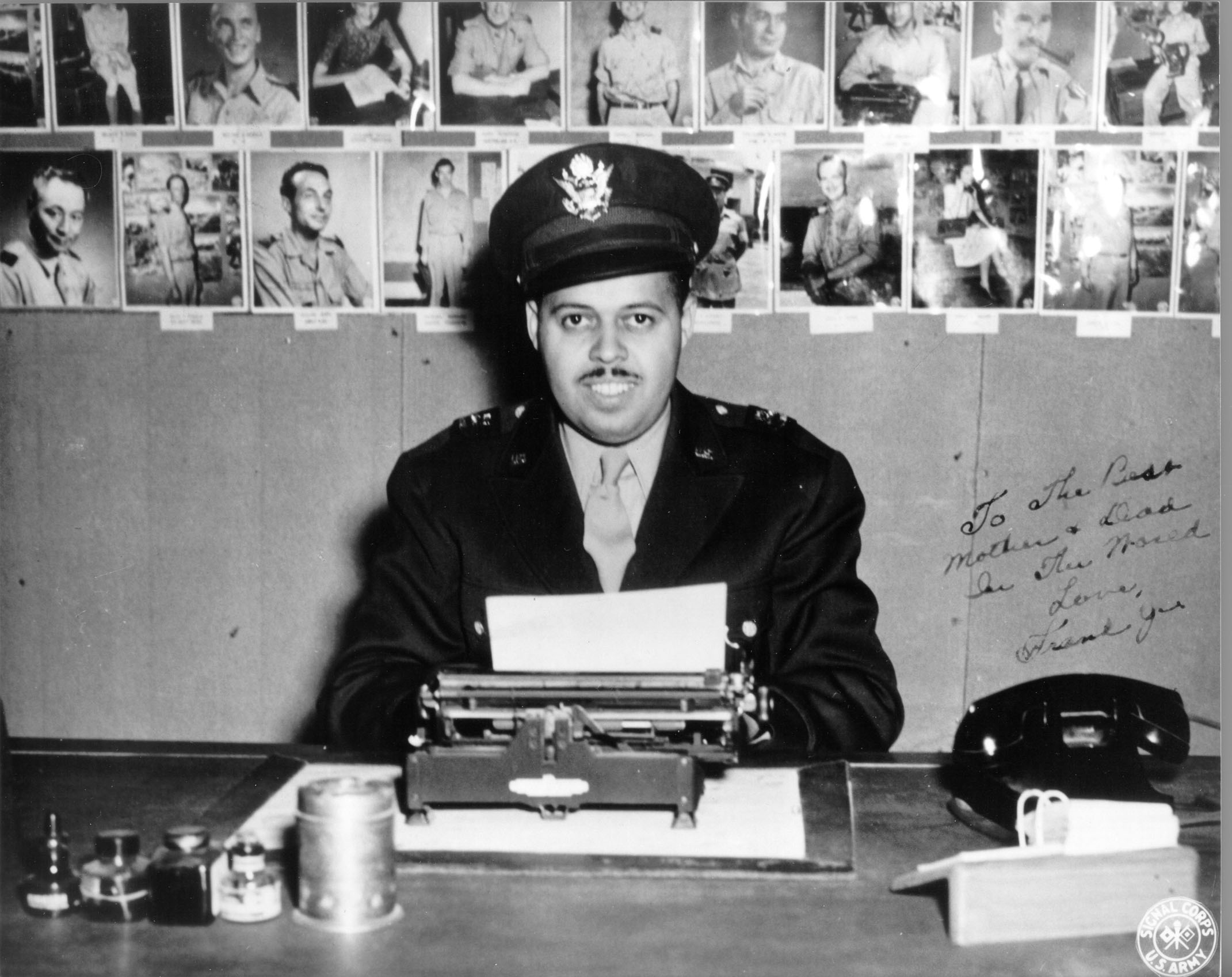 Journalist Frank Bolden