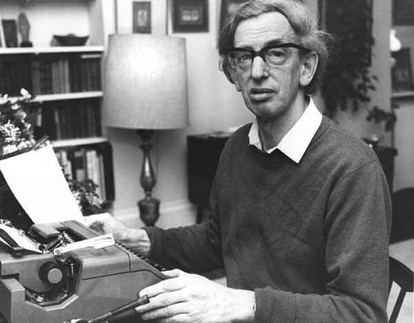 British Marxist Historian Eric Hobsb
