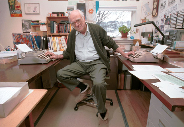 Novelist Donald Westlake