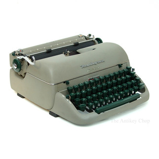 Remington Quiet-Riter Typewriter