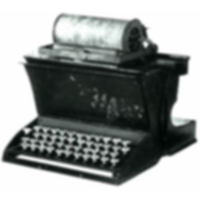 Sholes and Glidden Typewriter