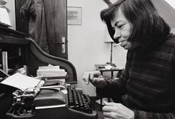 Novelist Patricia Highsmith
