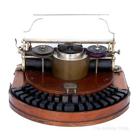 Hammond No.1 Typewriter