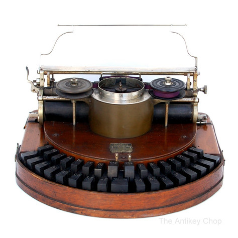 Hammond No.1 Typewriter