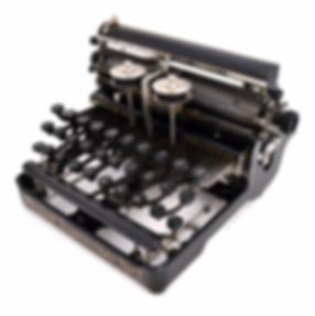 McCool Typewriter No.2