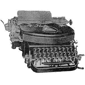 Ruf Typewriter Adler