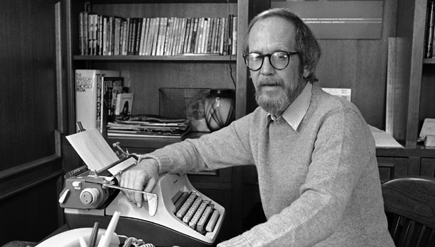 Screenwriter Elmore Leonard
