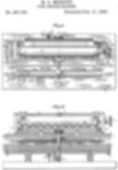 Merritt Typewriter Patent