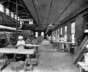 Hartford Faience Company Factory