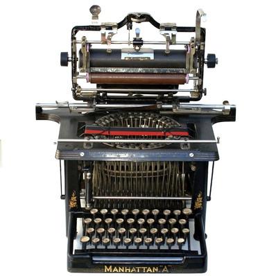 Manhattan Typewriter