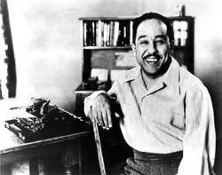 Author Langston Hughes