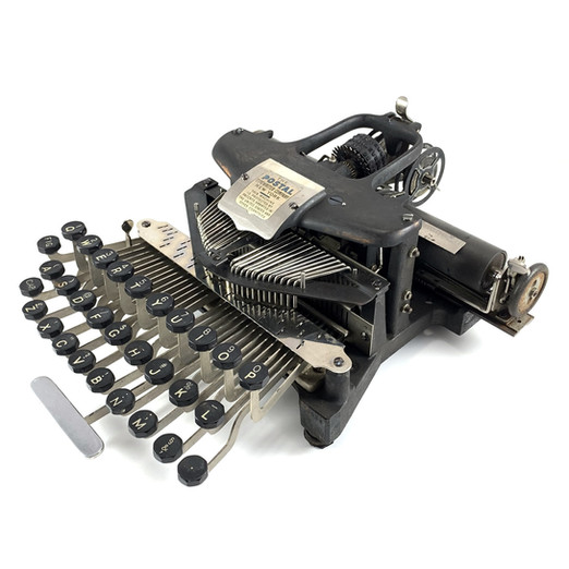 Horned Postal No.1 Typewriter