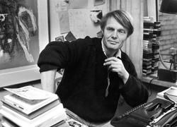 Poet Peter Laugesen