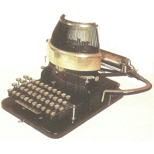 Lasar Typewriter