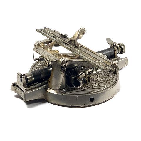 Odell No.2 Typewriter