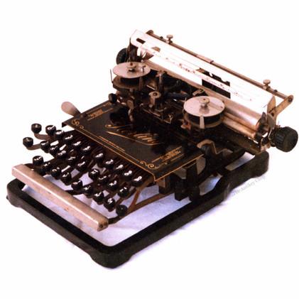 Sterling No.1 Typewriter