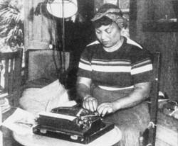 Author Zora Neale Hurston