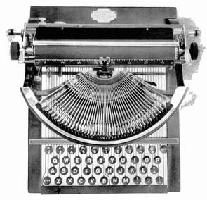 Jackson Typewriter
