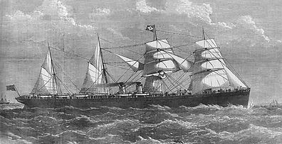 SS Egypt