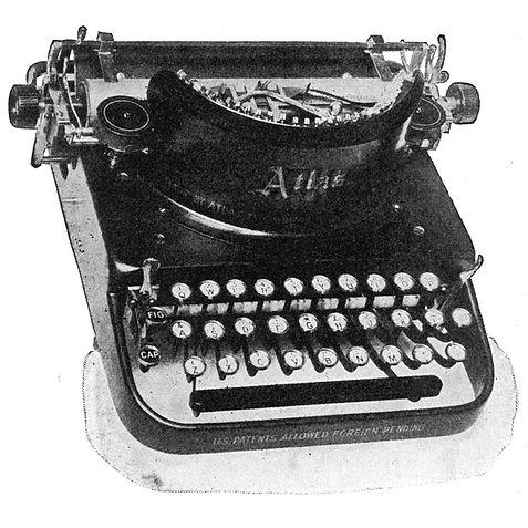 Atlas Typewriter