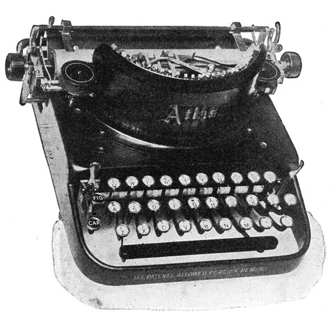 Atlas Typewriter