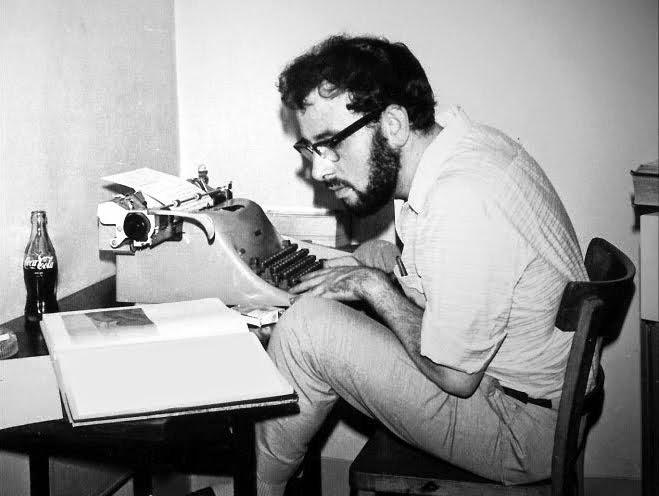 Writer Jesús Moncada