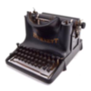 Burnett Typewriter