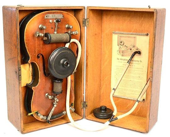 Violin Vibrophone