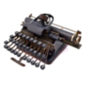 Blickensderfer No.5 Typewriter