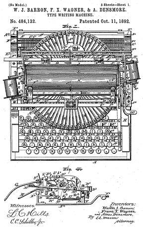 Densmore Patent