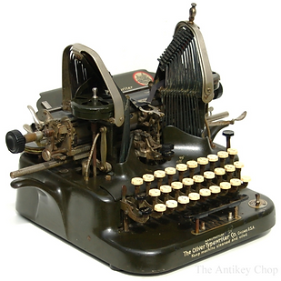Oliver No.5 Typewriter