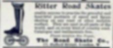 Ritter Road Skates Ad